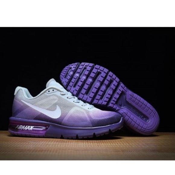 Nike Shoes | Nike Airmax Sequent Ombr